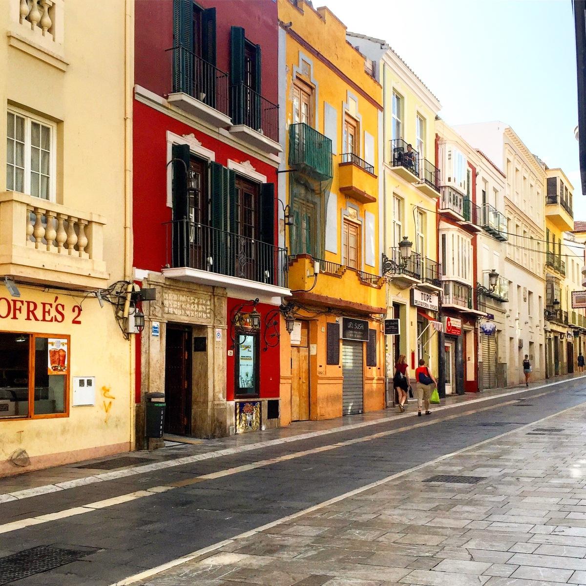 Impressions of Málaga